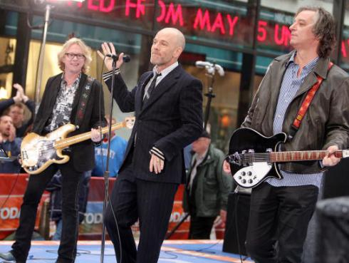 R.E.M comparte demo inédito por los 25 años de 'Out of Time' [AUDIO]