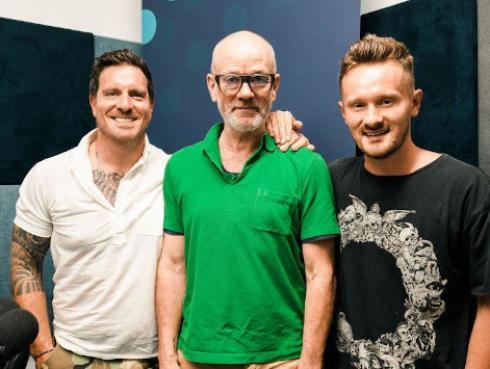R.E.M. lanza canción inédita para apoyar a las víctimas del huracán Dorian