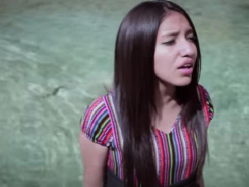 Renata Flores presenta versión en quechua de 'Earth Song' de Michael Jackson [VIDEO]