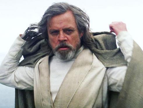 Revelaron las primeras palabras de Luke Skywalker a Rey en 'Star Wars 8'