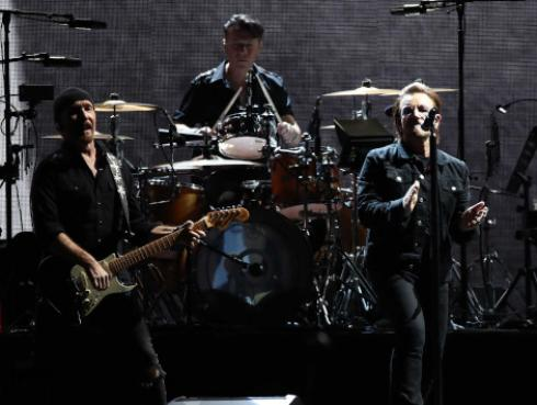 Roban guitarras firmadas por U2, Paul McCartney y otras figuras del rock