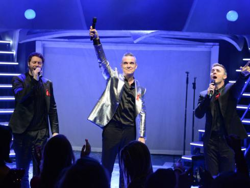 Robbie Williams confiesa las experiencias paranormales que vivía cuando era niño