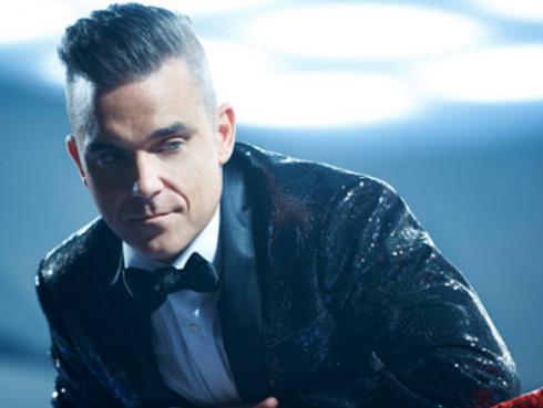 Robbie Williams ayudó a jóvenes promesas en 'Take That musical'