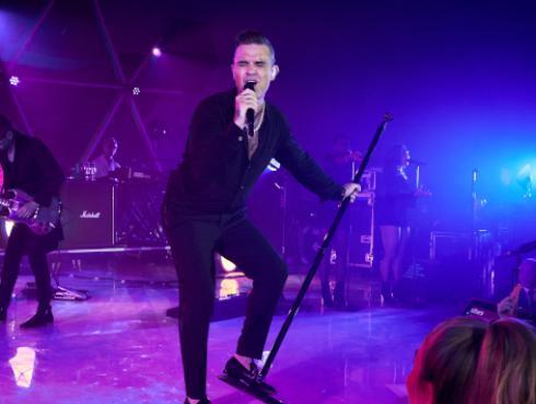 Robbie Williams motiva a perder peso con divertida campaña de salud [SALUD]