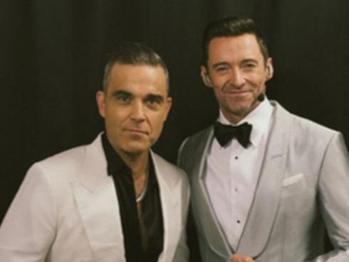 ¿Robbie Williams participará en la secuela de 'The greatest showman'?