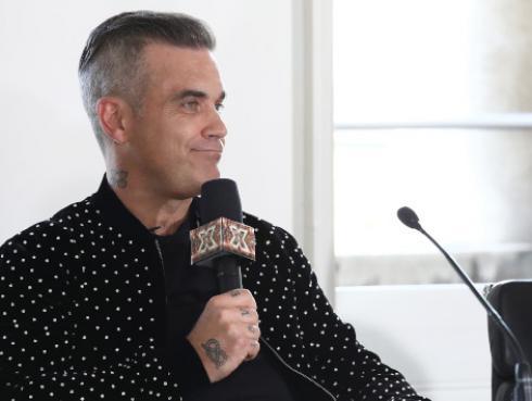 Robbie Williams realizará broma a sus hijos por Navidad