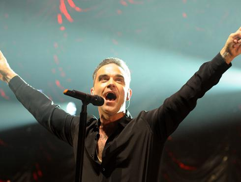 Robbie Williams tocará en la gala de los Brit Awards 2017
