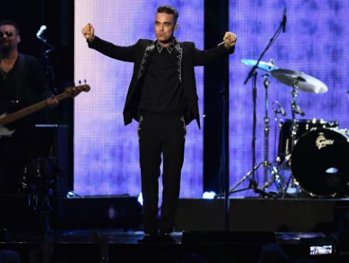 """Robbie Williams tras el nacimiento de sus hijos: """"Encontré más fuerza"""""""