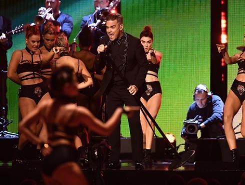 Robbie Williams volverá a tocar en México tras 12 años