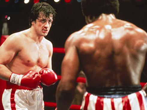 Rocky y Apollo Creed se reencuentran luego de 30 años [FOTO]