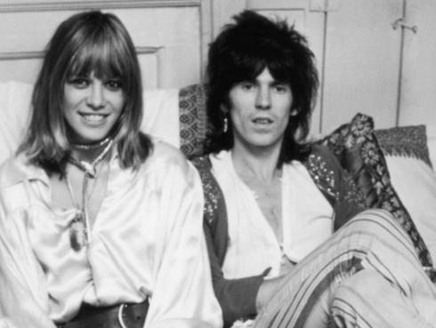 Falleció Anita Pallenberg, la musa de los Rolling Stones
