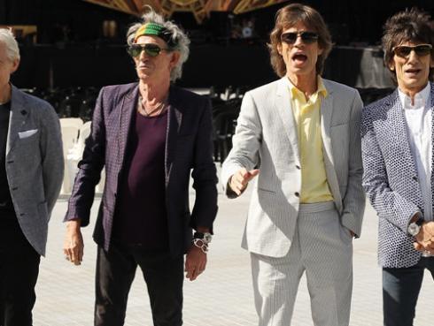 ¿Cuánto cobran los Rolling Stones por una fiesta privada?