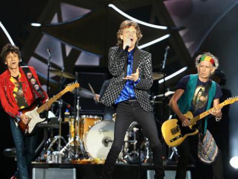 ¡Los Rolling Stones cancelaron concierto en Las Vegas por estado de salud de Mick Jagger!
