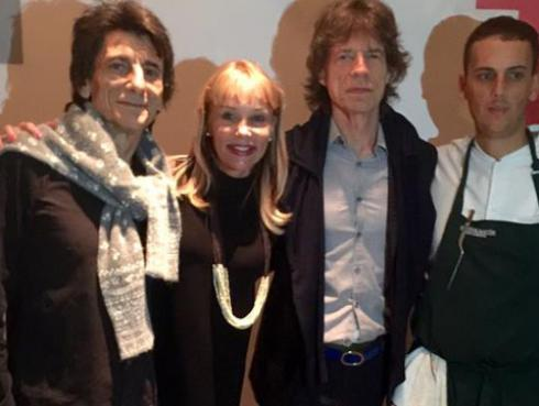 Rolling Stones: ¡El recorrido 'caleta' de la banda por Lima! [FOTOS]