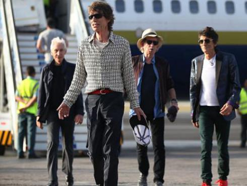 ¡Los Rolling Stones logran su primer número uno después de 22 años!