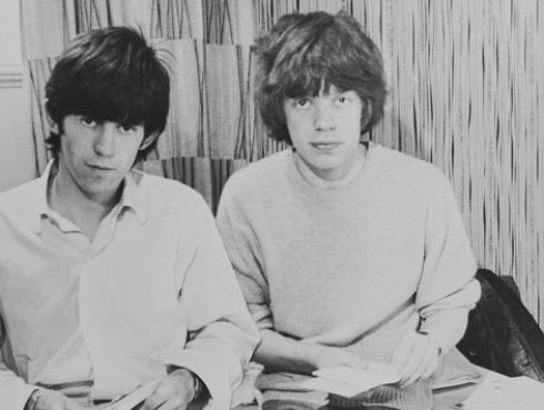 Rolling Stones: Subastan pantalones que utilizaron Mick Jagger y Keith Richards