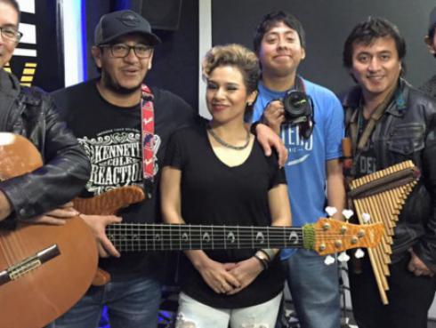 Rubi Palomino prepara renovado show para el 2017