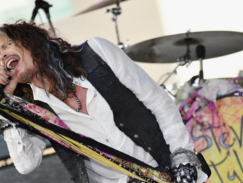 Aerosmith canceló gira latinoamericana por problemas de salud de Steven Tyler