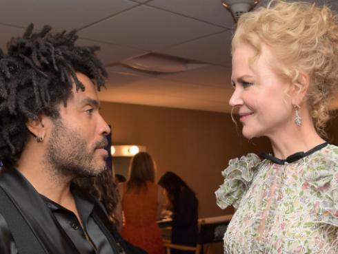¿Sabías que Lenny Kravitz y Nicole Kidman estuvieron a punto de casarse?