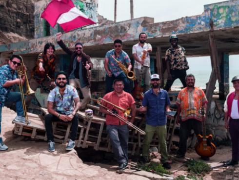 'Sabor y Control' lanza nuevo disco titulado 'Contraviolencia'