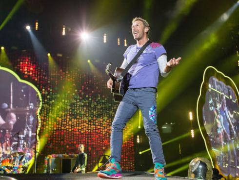 ¿Se aproxima el nuevo disco de Coldplay?