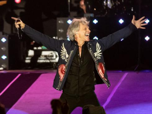Se cumplen 33 años desde el lanzamiento de 'Slippery when wet' de Bon Jovi