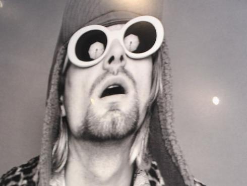 Se exhibirán los objetos personales de Kurt Cobain en Irlanda