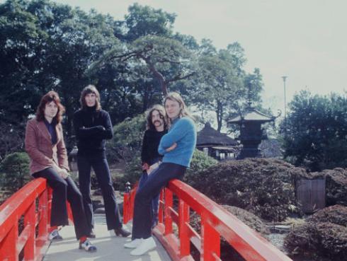 Se subastarán guitarras de Pink Floyd
