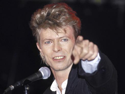¡Se viene libro con fotos inéditas de David Bowie!
