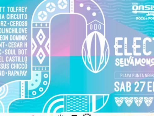 Conoce el 'line up' de 'Electro Selvámonos 2018'