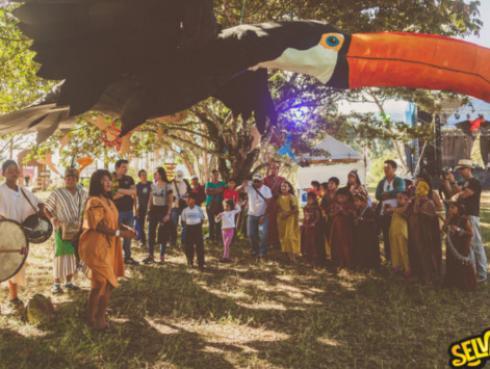 ¡Viaja al 9no Festival Selvámonos en Oxapampa!