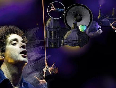 Se viene la preventa de entradas para 'Sep7imo Día', show del Cirque du Soleil inspirado en Soda Stereo