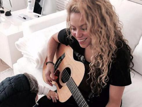 ¡Shakira ya eligió su disfraz para Halloween! [FOTO]