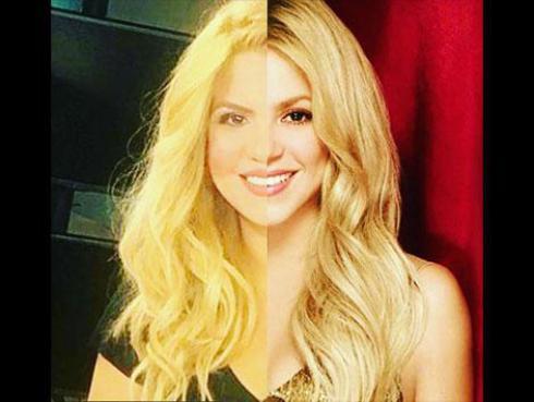 La doble de Shakira que sorprende al mundo [FOTOS Y VIDEOS]