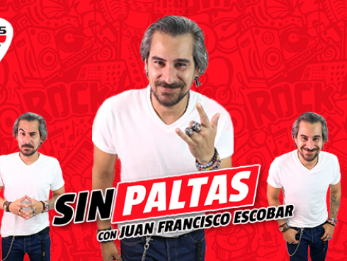 'Sin Paltas', con Juan Francisco Escobar, debuta en Radio Oasis [VIDEO]