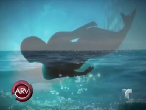 ¿Sirenas en el lago Titicaca? Este video lo probaría