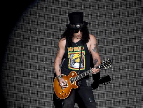 Slash de Guns N' Roses se presentará en concierto exclusivo en Los Ángeles