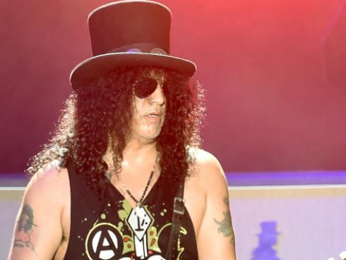 Slash confirma que Gun's N Roses no actuará en el 2019 [VIDEO]