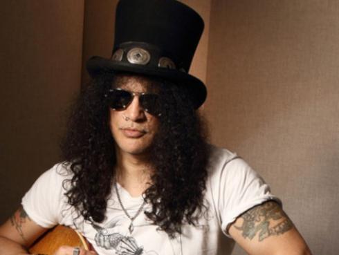 Slash considera que el rock no está muerto