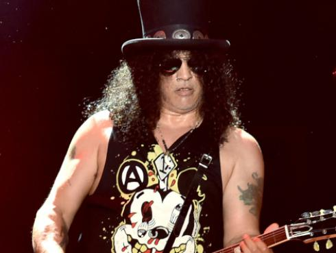 Slash, de Guns N' Roses, se presentará en Lima en 2019