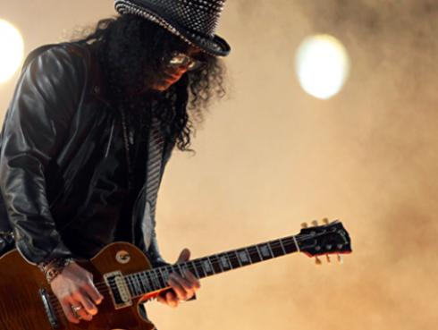 Slash de Guns N' Roses dará concierto en realidad virtual