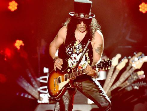 Slash habla sobre la nueva relación entre los Guns N' Roses [AUDIO]