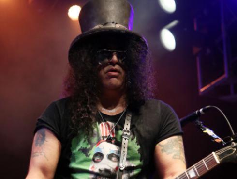Guns N' Roses: Slash recuerda su primer concierto junto a la banda tras 20 años