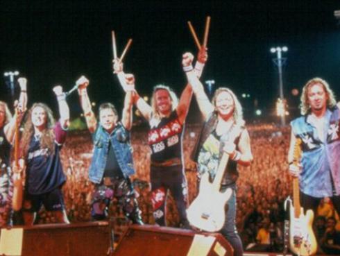 Slipknot confiesa haberse inspirado en Iron Maiden para su gira actual