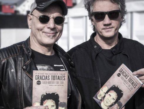'Gracias Totales', el libro tributo a Soda Stereo que se presentará en la FIL