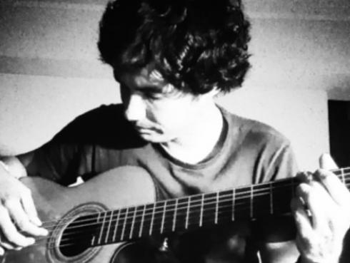 César Pacheco presenta su disco debut 'Subidas y bajadas'