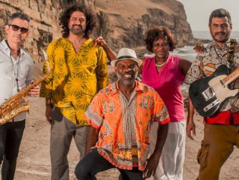 Cimarrones, banda de afrorock, relanza sus dos producciones en plataformas digitales