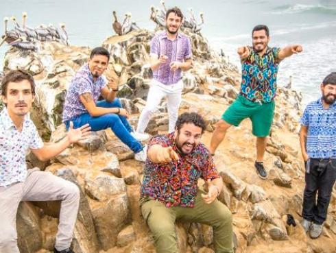 Olaya Sound System presentó 'Quiero que llueva', un adelanto de su cuarta producción [VIDEO]