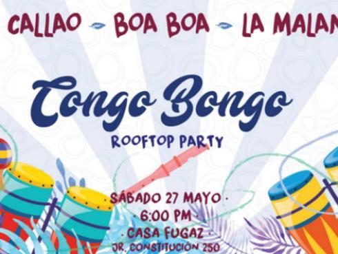 Vuelve 'La Fiesta del Rooftop' en Monumental Callao