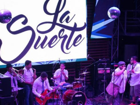 La Suerte representará a Perú en el 'Skalloween' de Colombia [VIDEOS]
